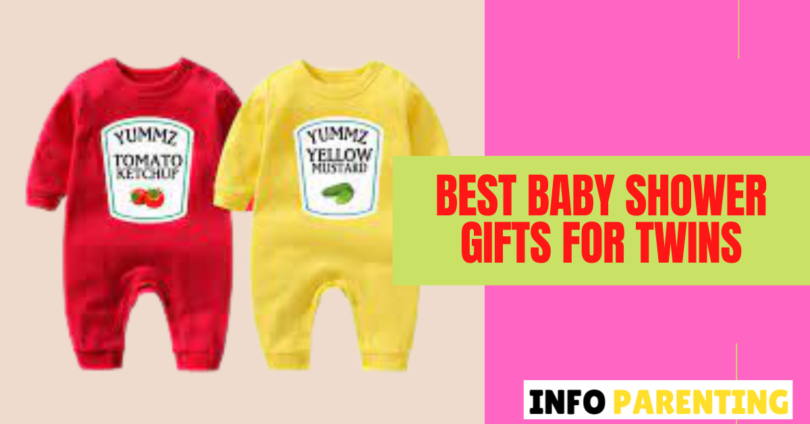 best baby shower gifts for twins
