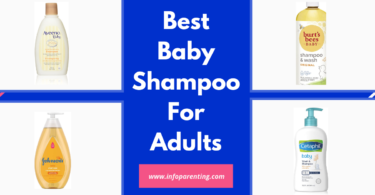 Best Baby Shampoo For Adults