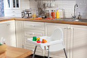 easy to clean high chair